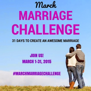 March Marriage Challenge