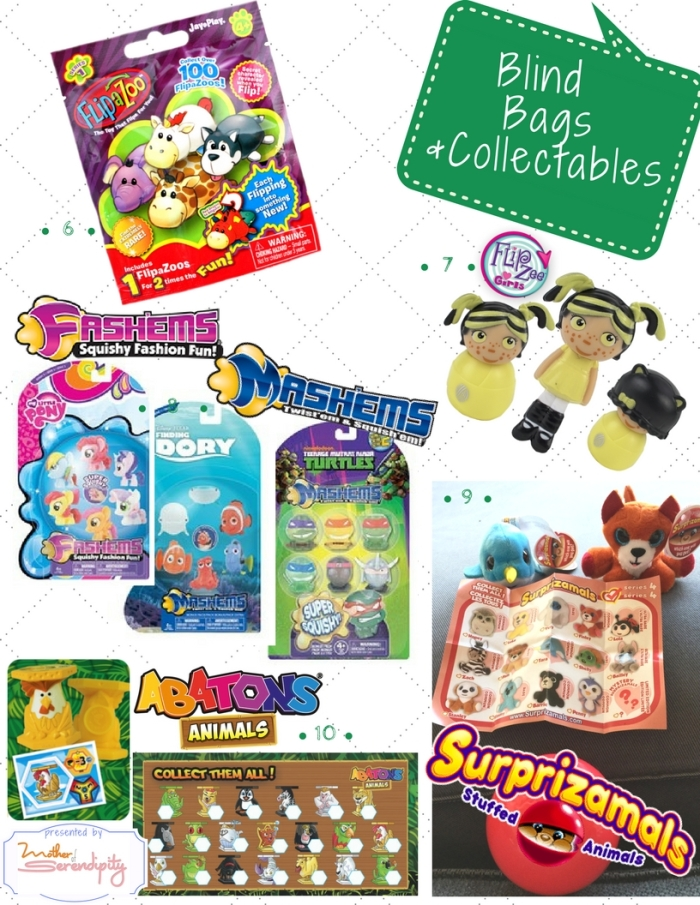 Blind Bags & Collectables-2